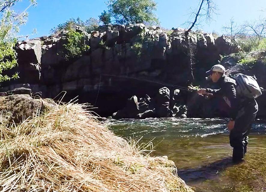 Valley uprising tim harden fly for Fishing in yosemite